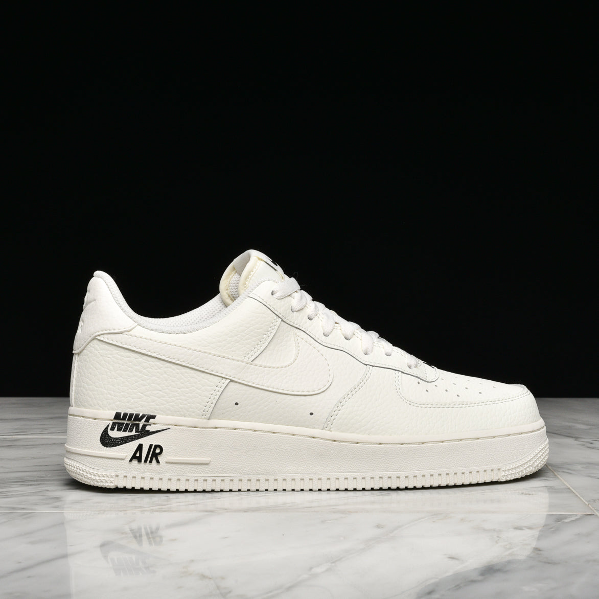 "AIR FORCE 1 `07 LTHR ""EMBLEM"""