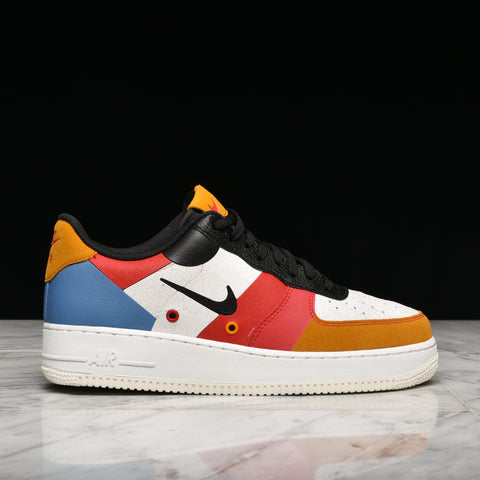 AIR FORCE 1 `07 PRM 1 - SAIL / BLACK / IMPERIAL BLUE