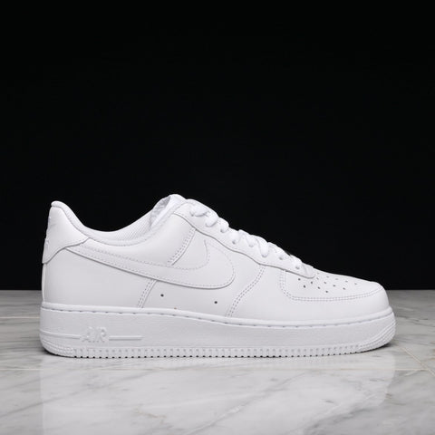 AIR FORCE 1 - WHITE / WHITE