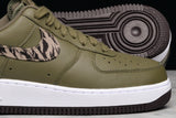 AIR FORCE 1 AOP PRM - MEDIUM OLIVE / KHAKI