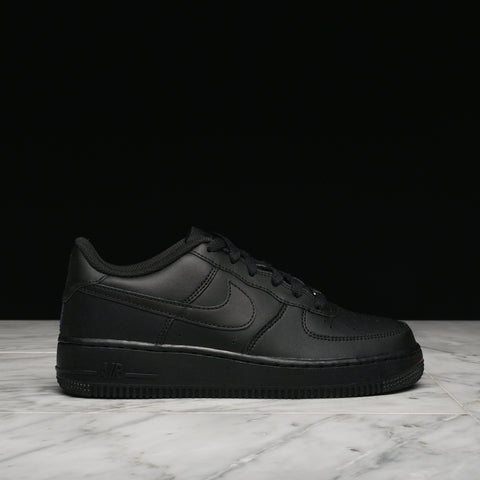 AIR FORCE 1 LOW (GS) - BLACK