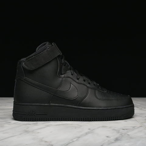 AIR FORCE 1 HIGH '07 - BLACK
