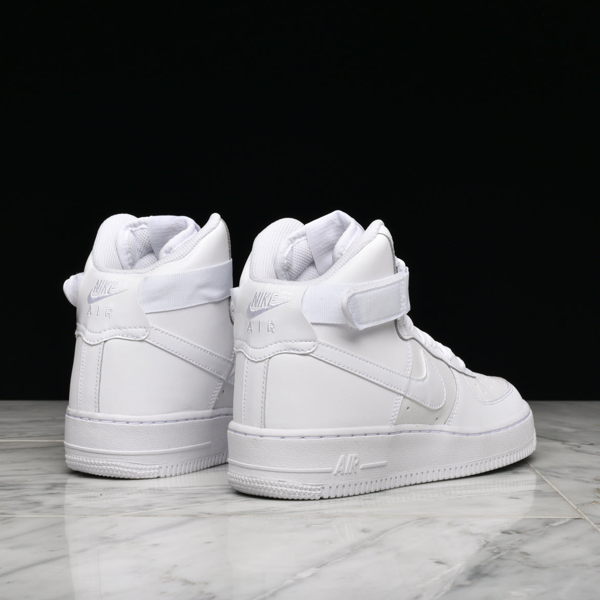 AIR FORCE 1 HIGH (GS) - WHITE