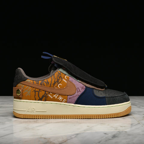 "TRAVIS SCOTT X NIKE AIR FORCE 1 LOW ""CACTUS JACK"""