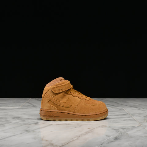 "FORCE 1 MID LV8 (TD) ""WHEAT"""