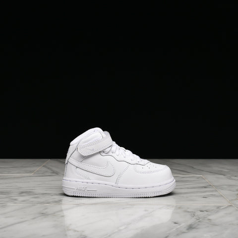 AIR FORCE 1 MID (TD) - WHITE