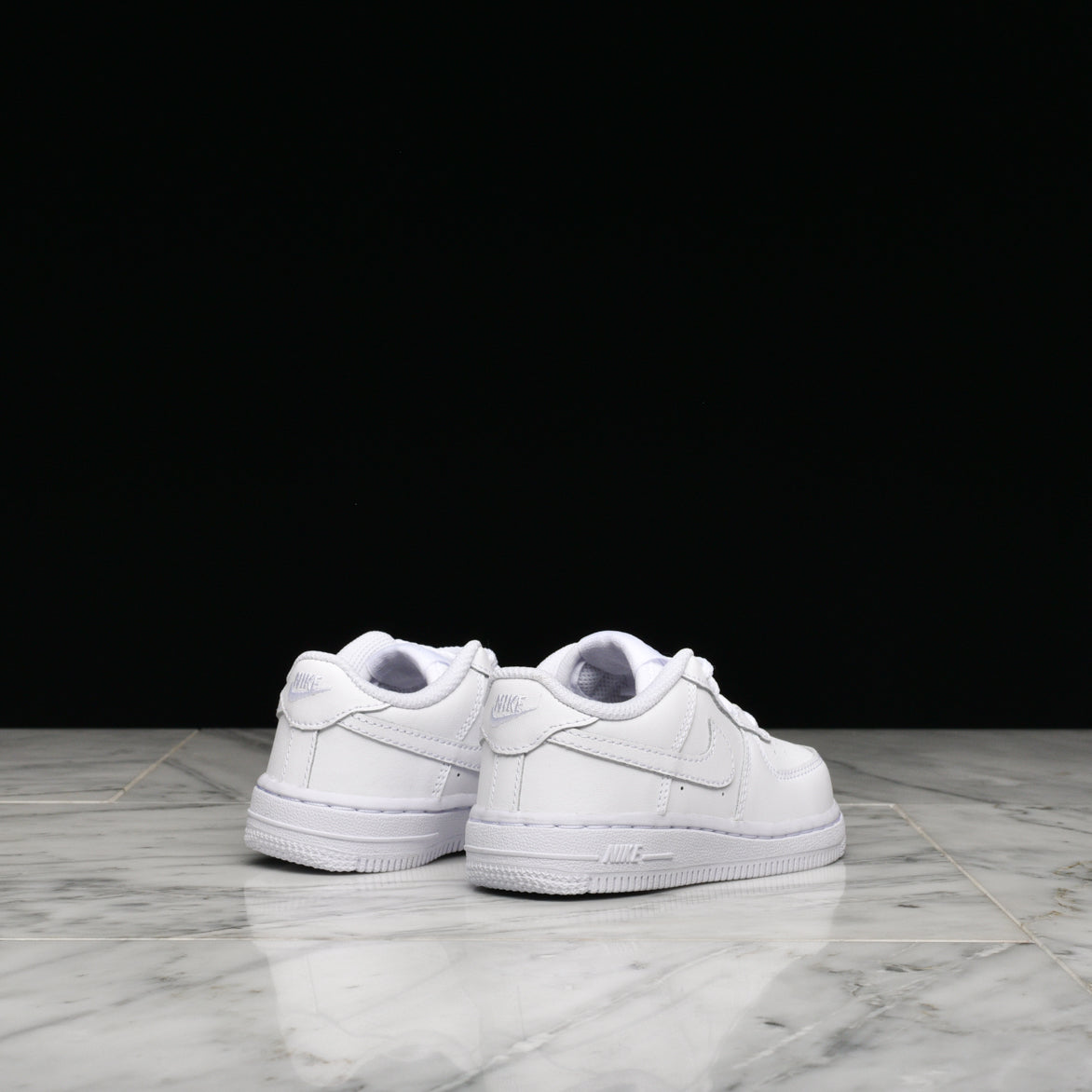 AIR FORCE 1 (TD) - WHITE