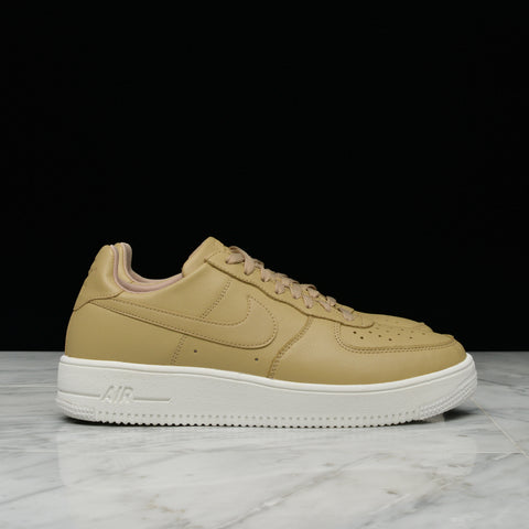 AIR FORCE 1 ULTRAFORCE LTHR - MUSHROOM