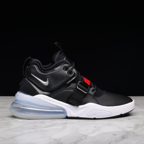 AIR FORCE 270 - BLACK / METALLIC SILVER