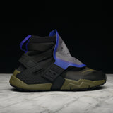AIR HUARACHE GRIPP - BLACK / OLIVE CANVAS