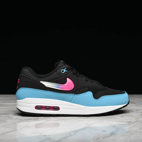 "AIR MAX 1 ""JELLY"" - BLACK / LASER FUCHSIA"