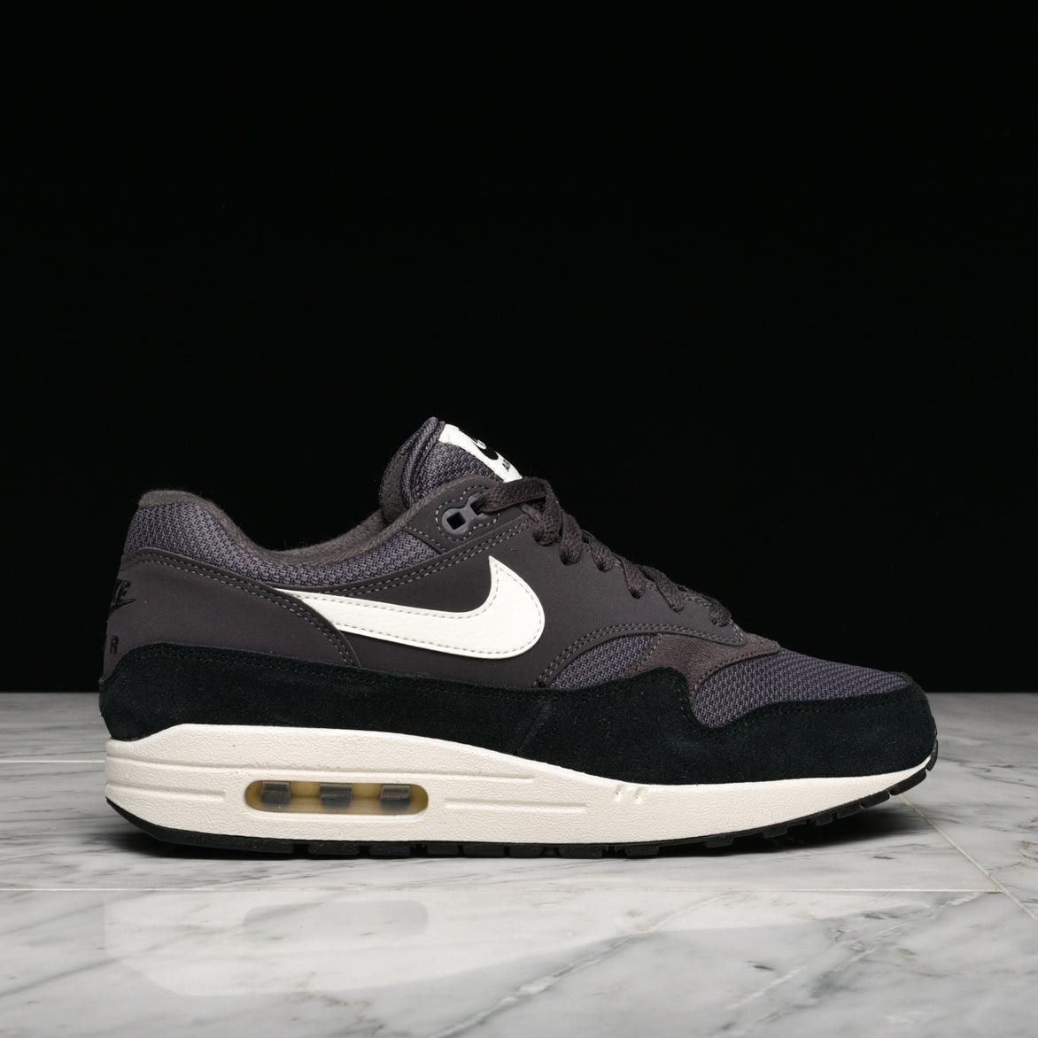 7547c92446 AIR MAX 1 - THUNDER GREY / SAIL / BLACK | lapstoneandhammer.com