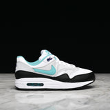 AIR MAX 1 (GS) - WHITE / HYPER JADE