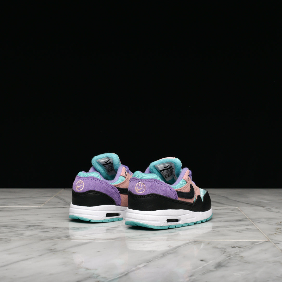 official photos 7397c fa62d ... PURPLE AIR MAX 1 (TD)