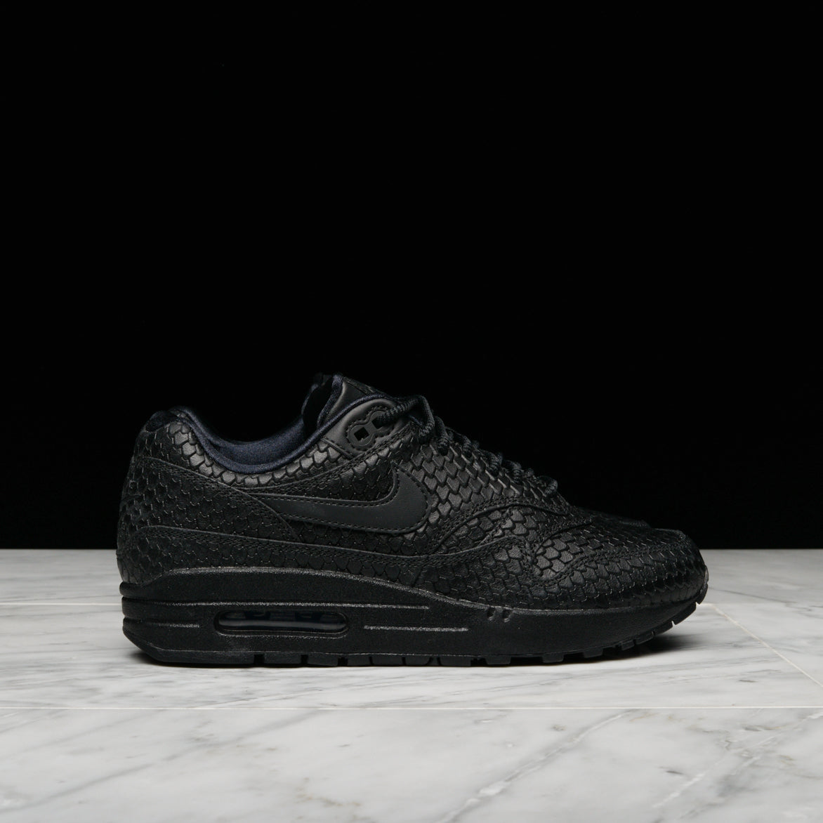 WMNS AIR MAX 1 PREMIUM BLACK ANTHRACITE