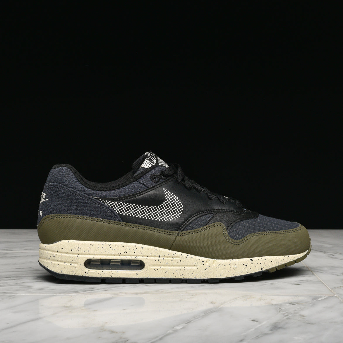 factory authentic da14e 8b278 AIR MAX 1 SE - MEDIUM OLIVE  BLACK  lapstoneandhammer.com
