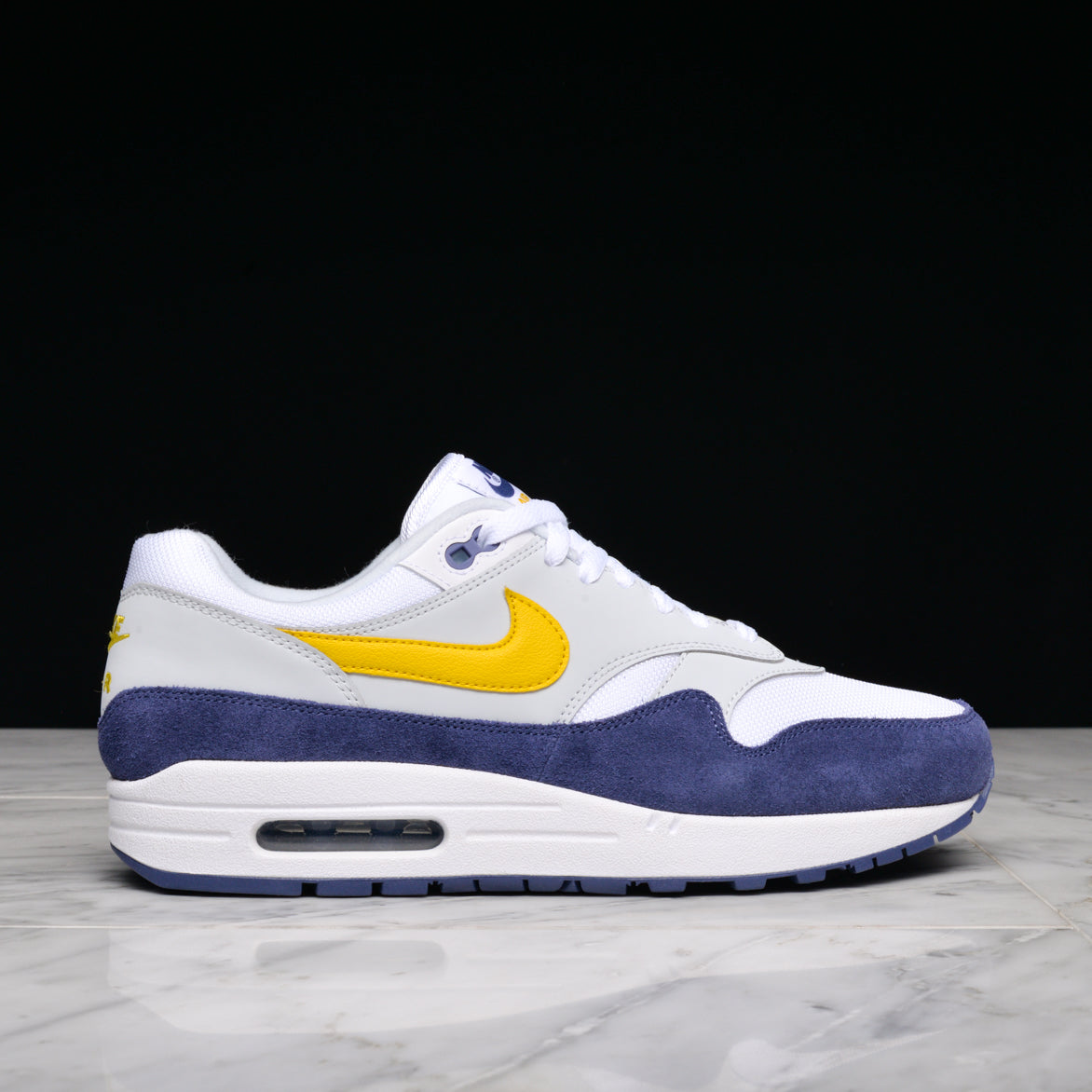 AIR MAX 1 - TOUR YELLOW / BLUE RECALL ...