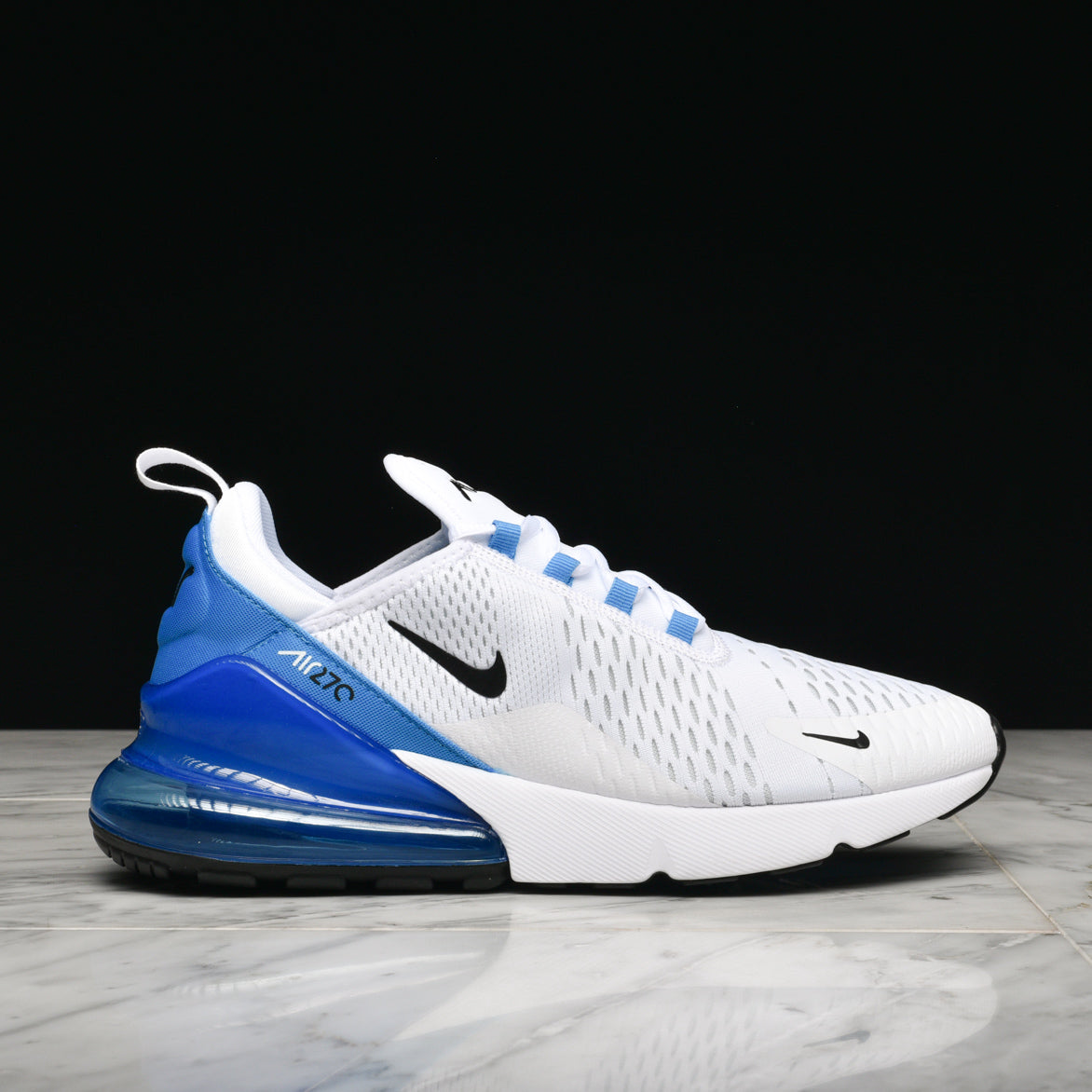 d5c9f75f AIR MAX 270 - WHITE / BLACK / PHOTO BLUE | lapstoneandhammer ...