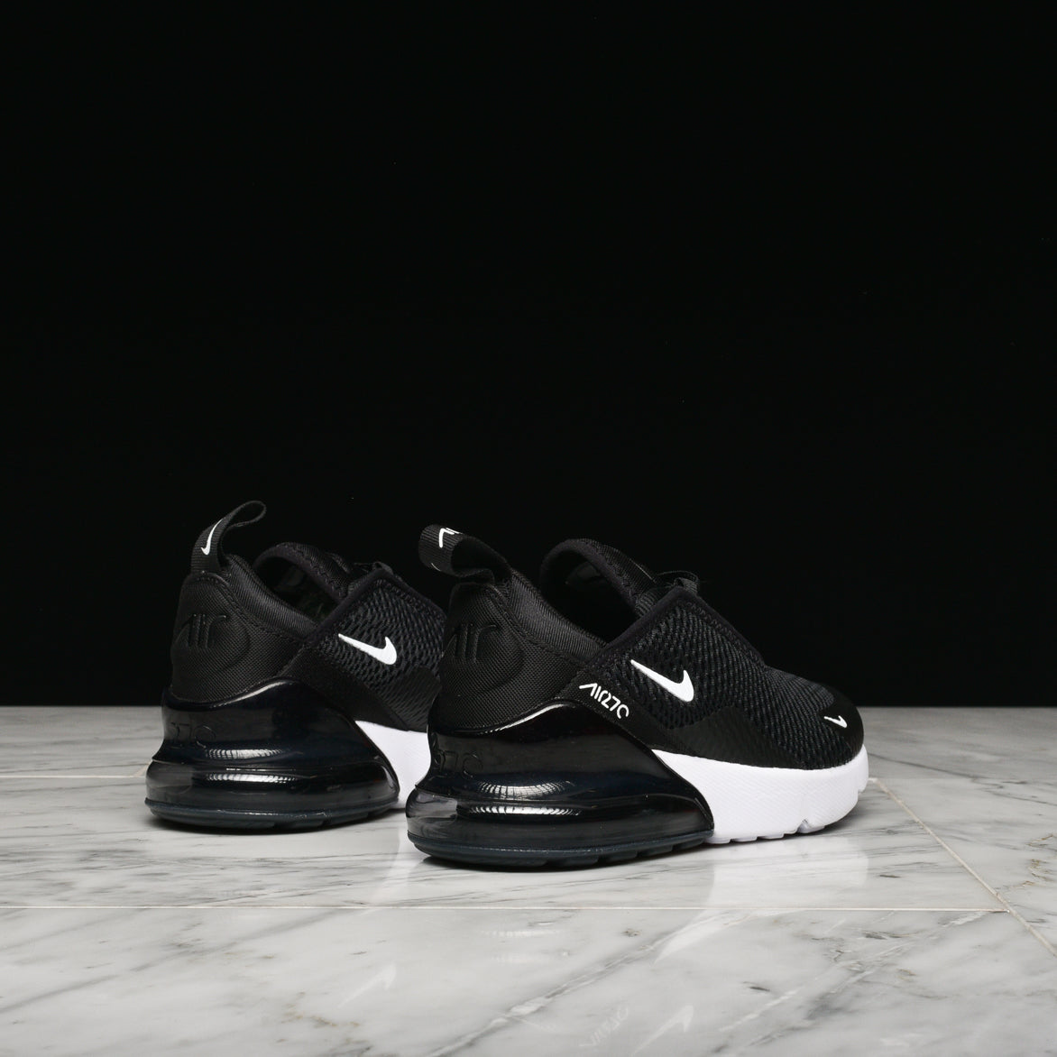 AIR MAX 270 (PS) - BLACK / WHITE / ANTHRACITE