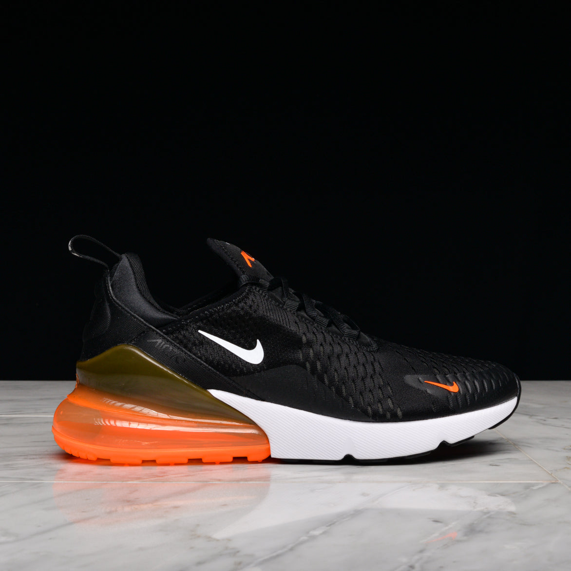 "AIR MAX 270 ""JUST DO IT"" - BLACK"