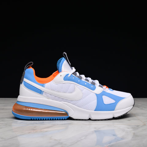 AIR MAX 270 FUTURA - WHITE / TOTAL ORANGE