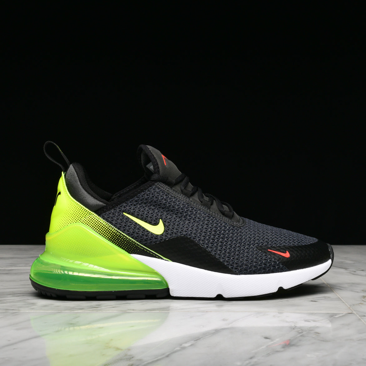 Nike Air Max 270 SE AnthraciteVolt – Feature