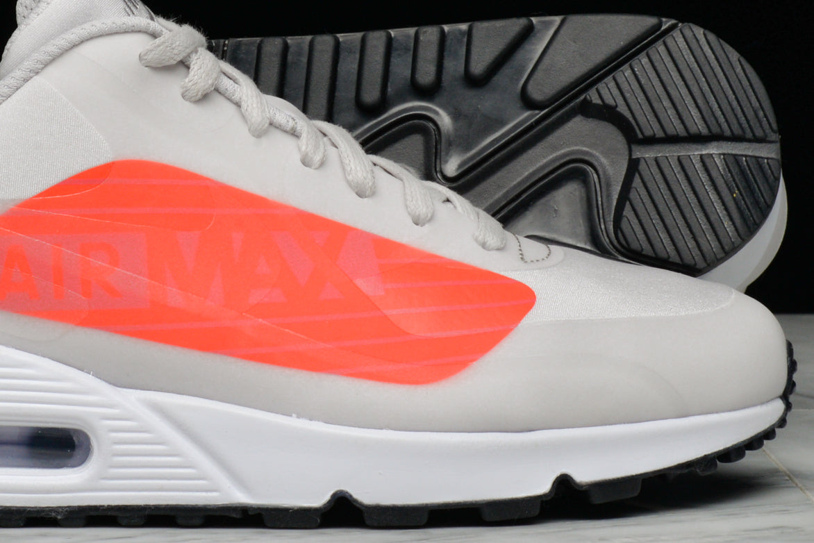 AIR MAX 90 NS GPX - NATURAL GREY / BRIGHT CRIMSON