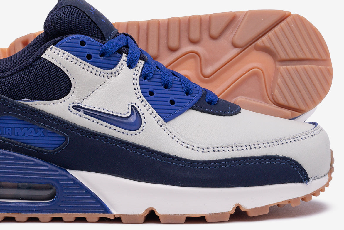 "AIR MAX 90 PRM ""HOME & AWAY"" - SAIL / CONCORD"
