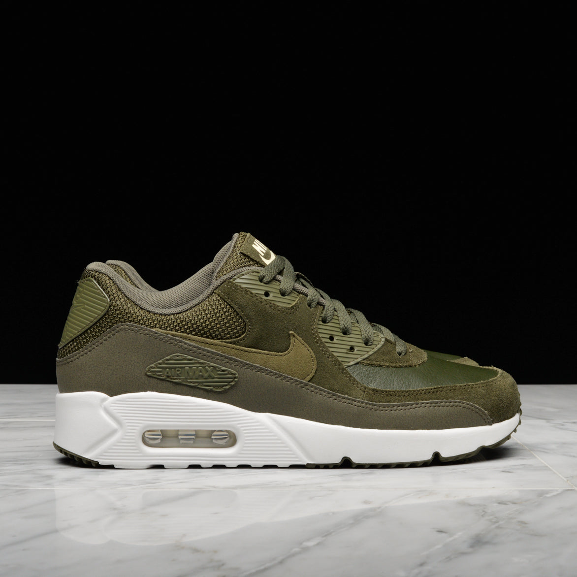 Nike Air Max 90 Ultra 2.0 Flyknit Medium OliveMedium Olive