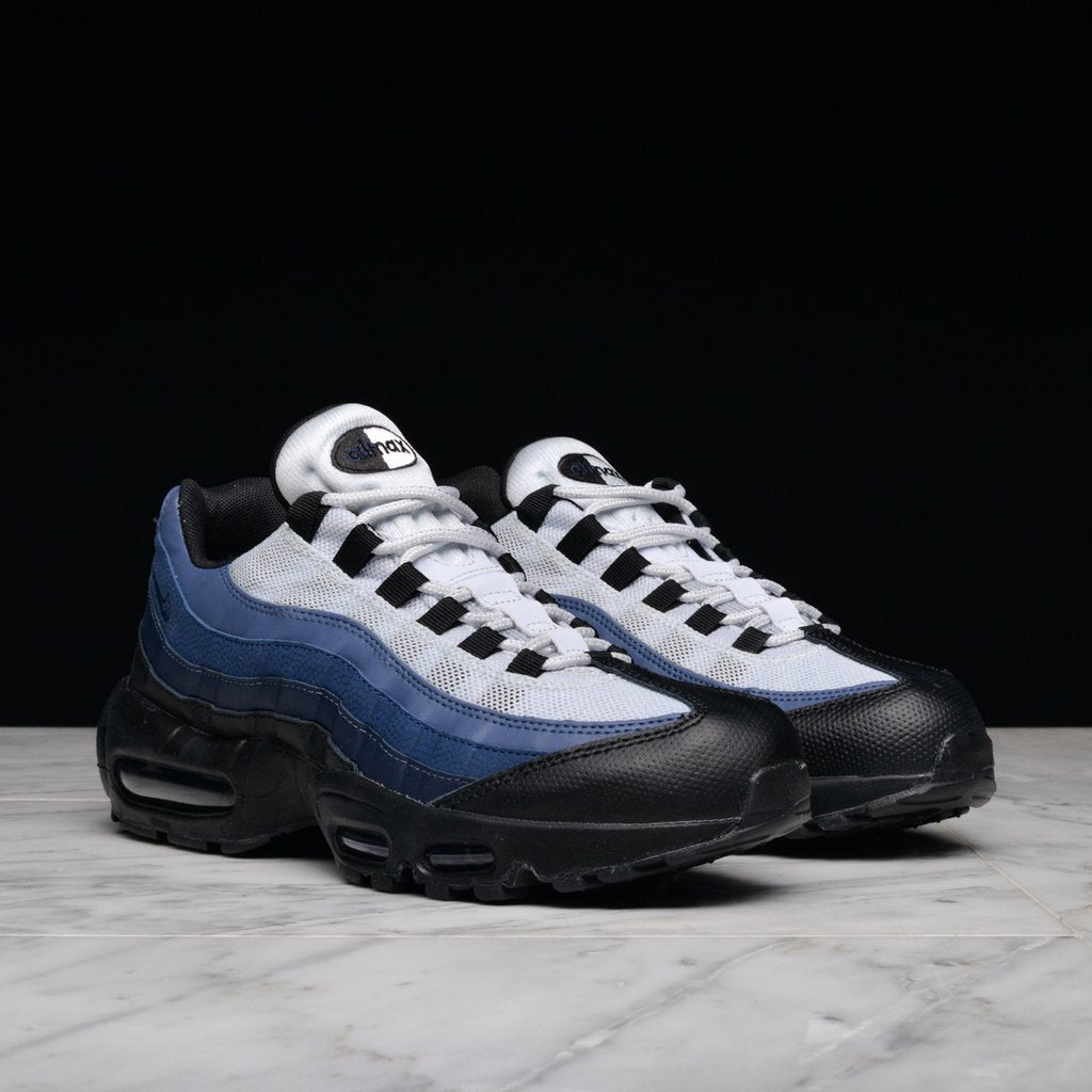 AIR MAX 95 ESSENTIAL - BLACK / OBSIDIAN