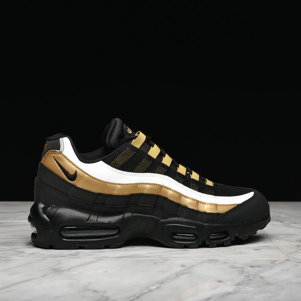 save off 78aed 41626 AIR MAX 95 OG - BLACK / METALLIC GOLD