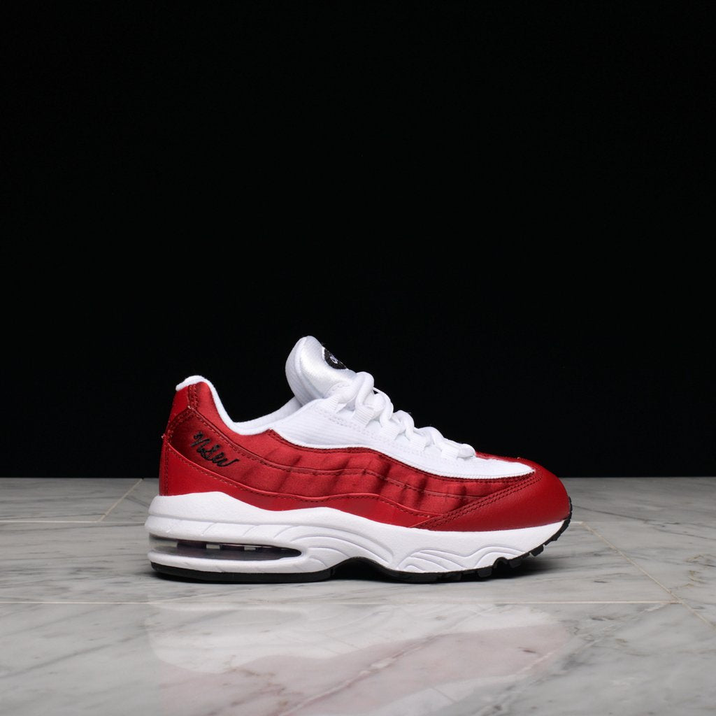 sports shoes 46447 5339b AIR MAX 95 SE (PS) - RED CRUSH / WHITE