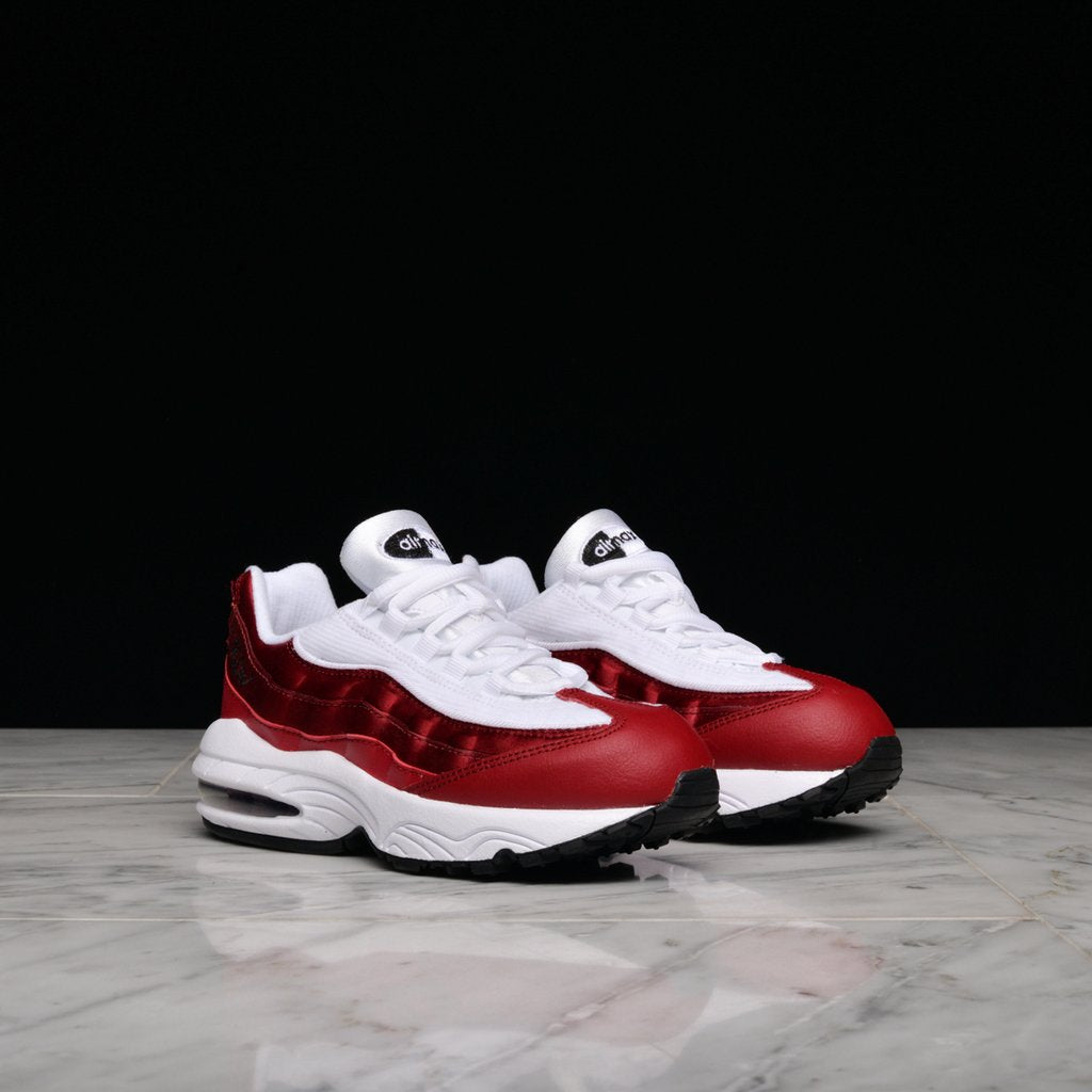 AIR MAX 95 SE (PS) RED CRUSH WHITE