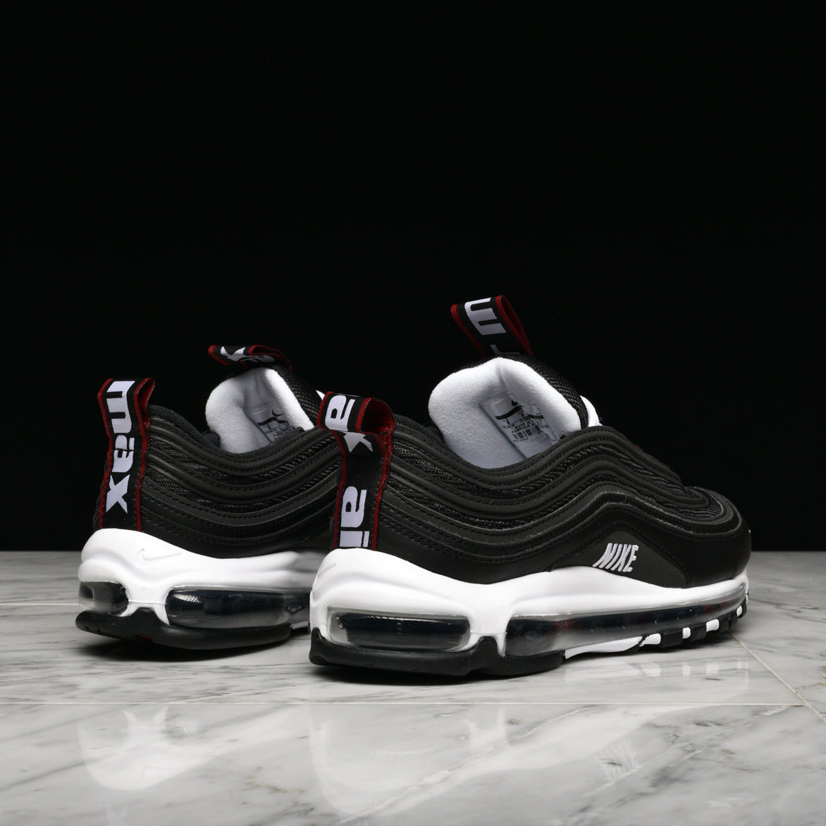 AIR MAX 97 PREMIUM - BLACK / WHITE