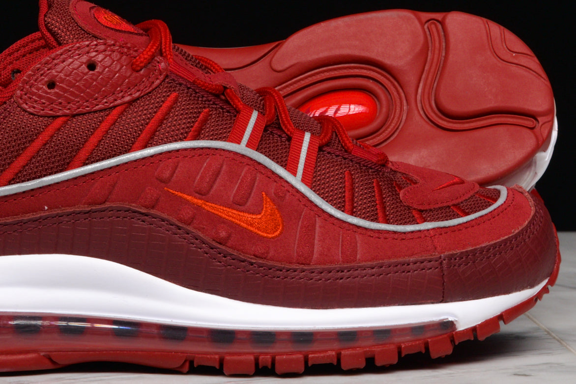 "AIR MAX 98 SE ""TEAM RED"""