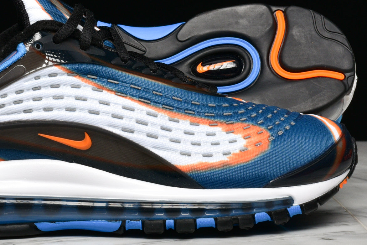AIR MAX DELUXE - COOL GREY / TOTAL ORANGE