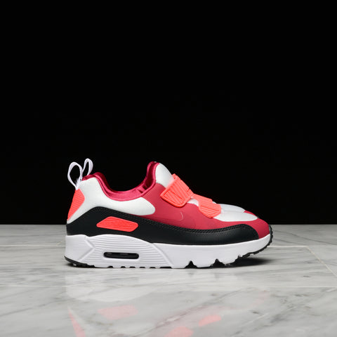 AIR MAX TINY 90 (PS) - WHITE / NOBLE RED
