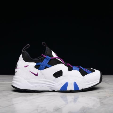 AIR SCREAM LWP - WHITE / BLUE LYON / BLACK