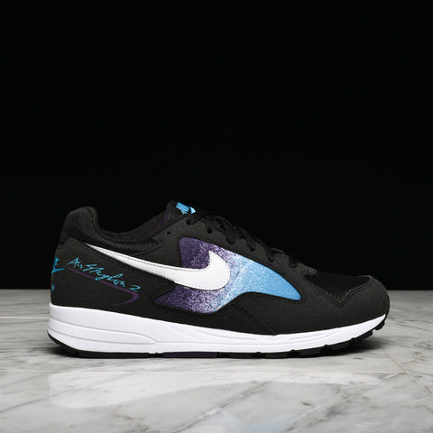 AIR SKYLON II - BLACK / WHITE / BLUE LAGOON