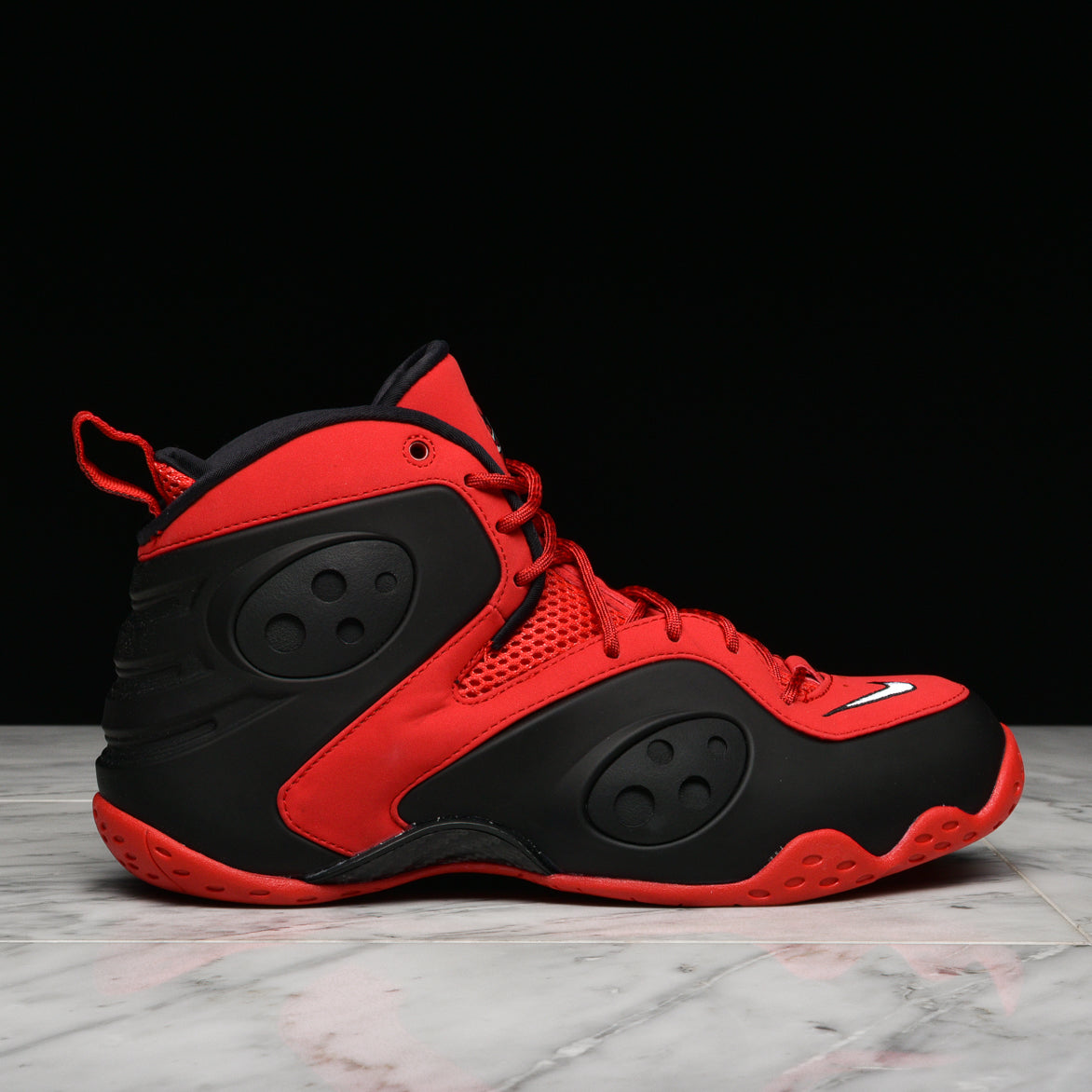 new product f5f2c eba5f ZOOM ROOKIE - UNIVERSITY RED   BLACK   lapstoneandhammer.com