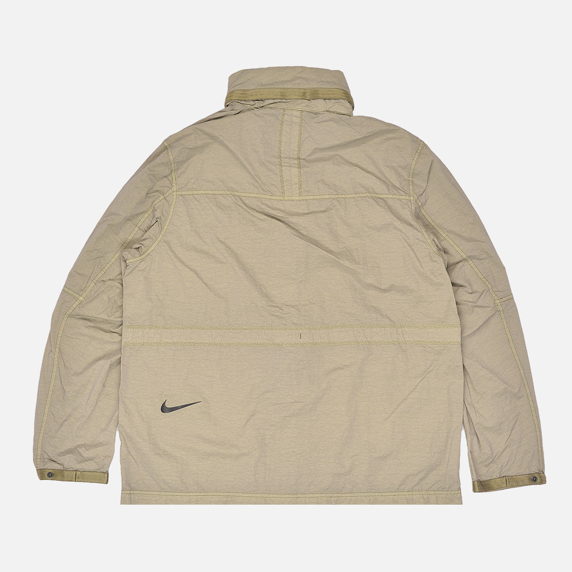 NSW TECH PACK JACKET - JADE STONE / BLACK
