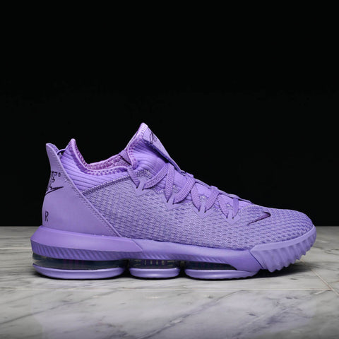 "LEBRON XVI LOW ""ATOMIC VIOLET"""
