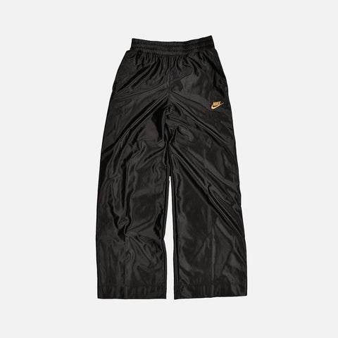 WMNS ICON CLASH POPPER PANT - BLACK / WHITE