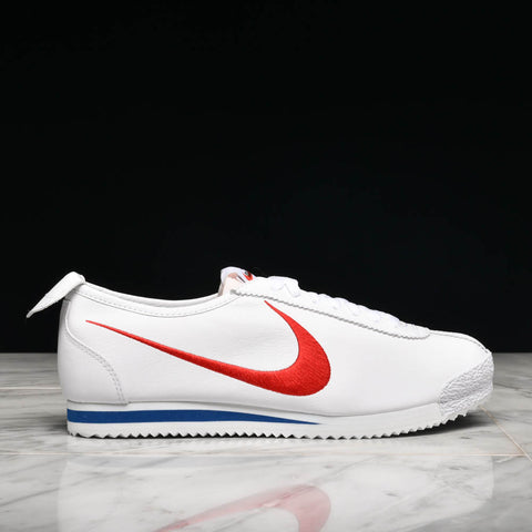"CORTEZ '72 ""SHOE DOG"" - WHITE / VARSITY RED / GAME ROYAL"