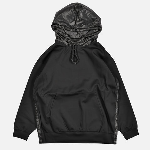 WMNS NSW CITY READY HOODIE - BLACK