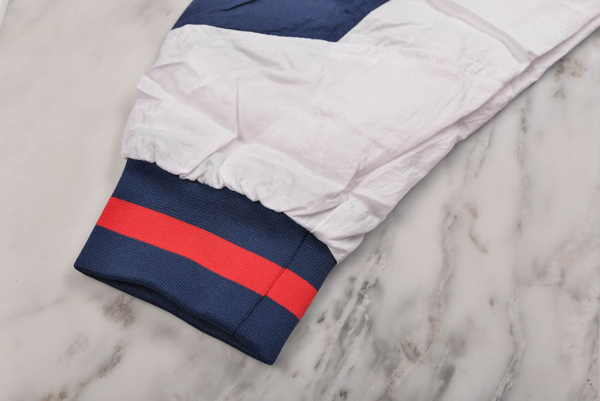 NSW XLD FULL ZIP JACKET - WHITE / BLUE VOID / UNIVERSITY RED