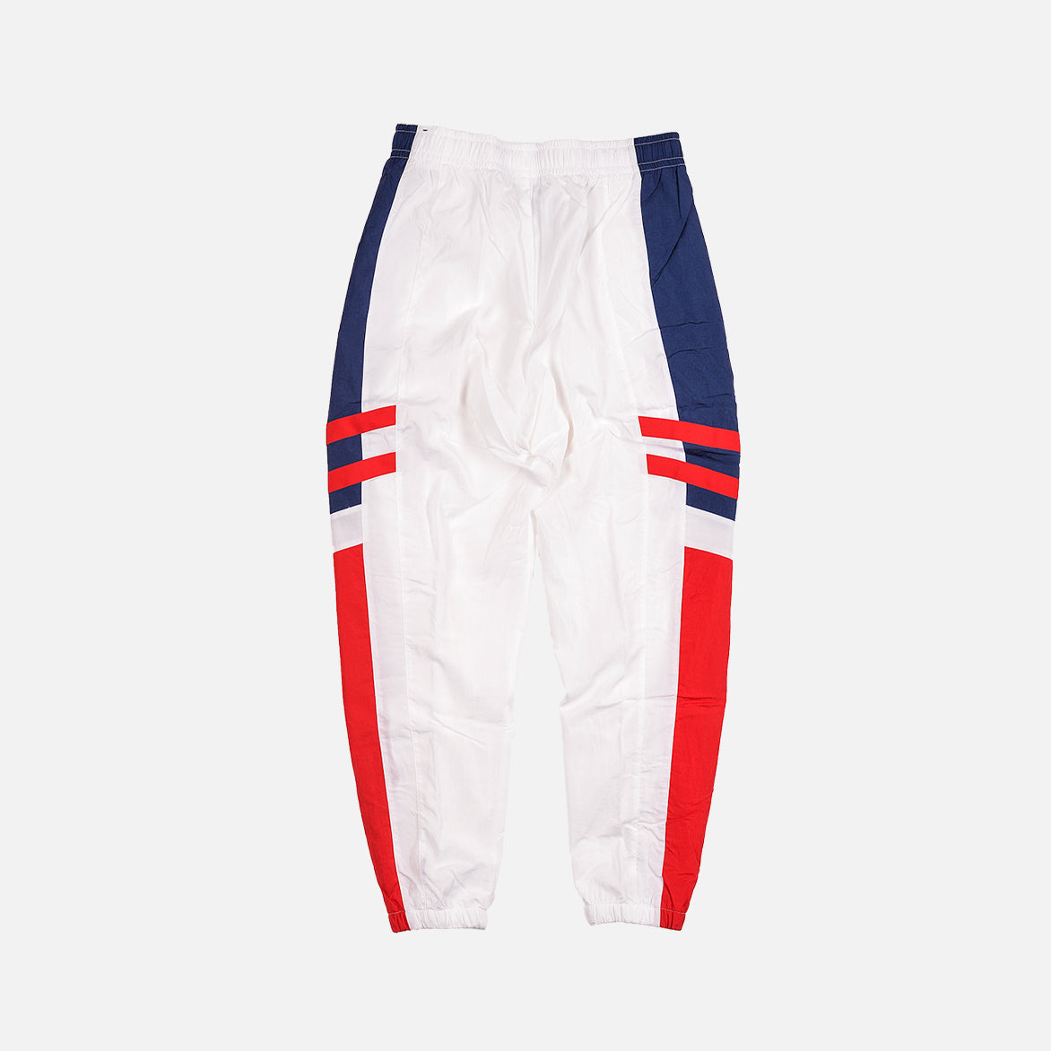 NSW XLD WOVEN PANT - WHITE / BLUE VOID / UNIVERSITY RED