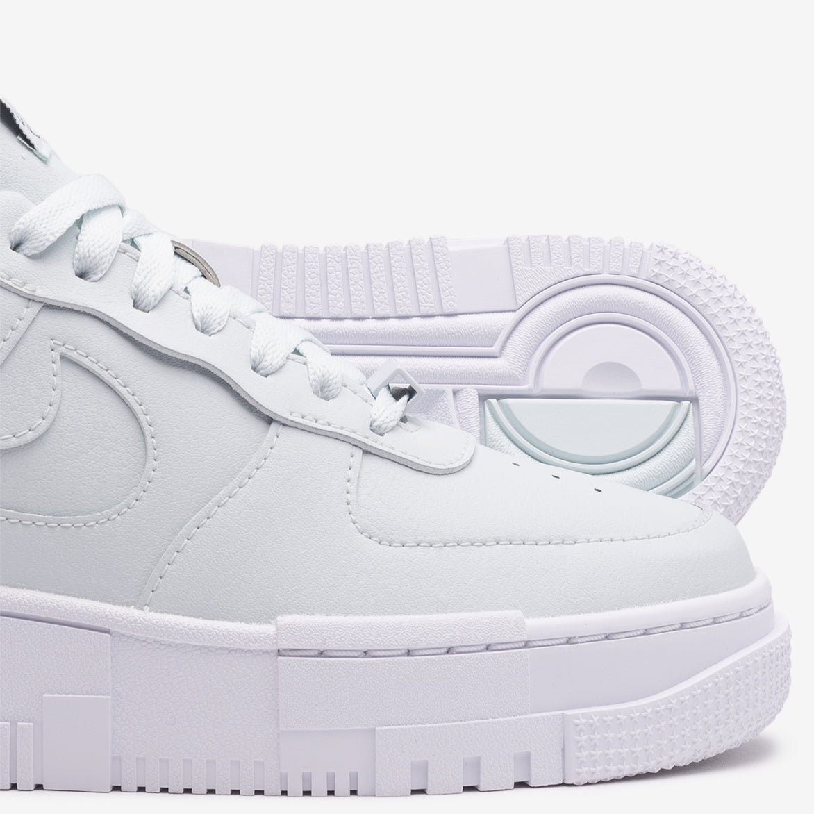 "WMNS AIR FORCE 1 PIXEL ""GHOST AQUA"""