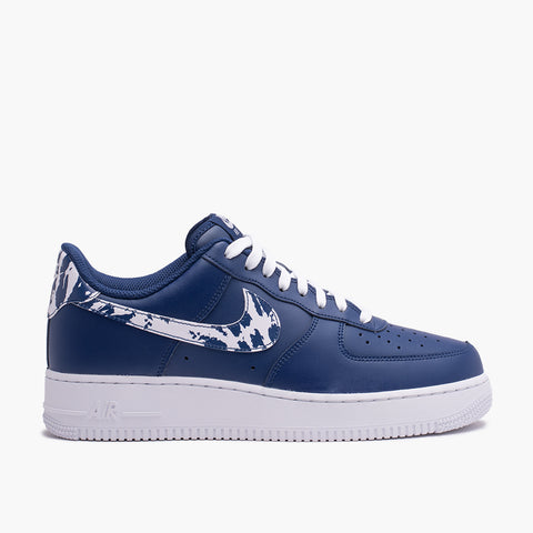 AIR FORCE 1 PRM - BLUE VOID / WHITE