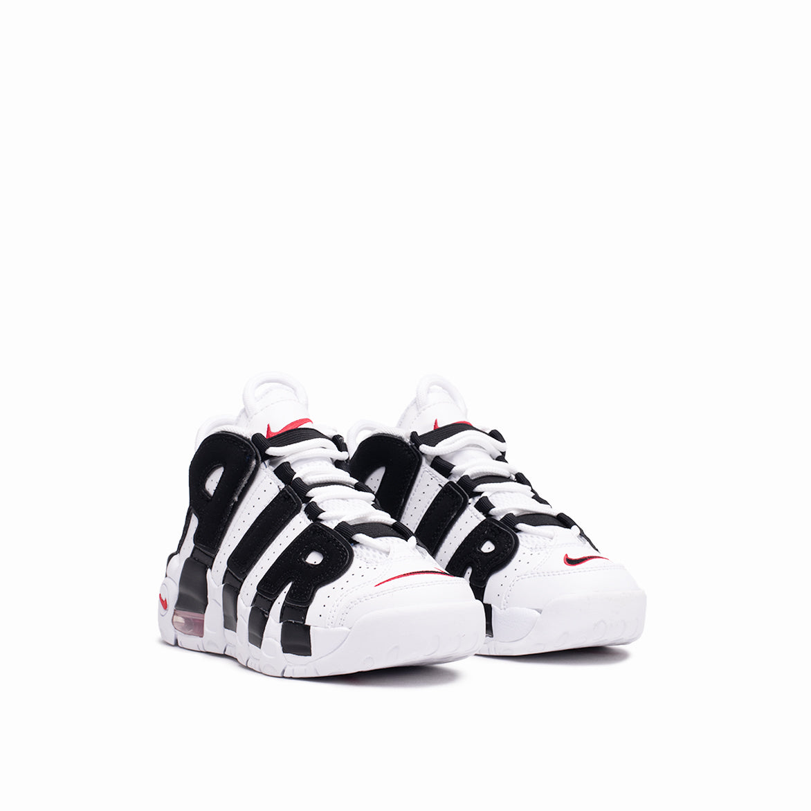 AIR MORE UPTEMPO (PS) - WHITE / BLACK / UNIVERSITY RED